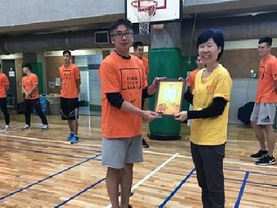 八仙籃球訓練營 璞園球星愛傳承