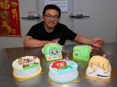 造型蛋糕達人重生  募零錢聚沙成塔回饋陽光 -極品軒手作烘焙坊
