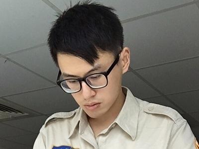 「役」抹微笑一陽光 -替代役 林詠欽