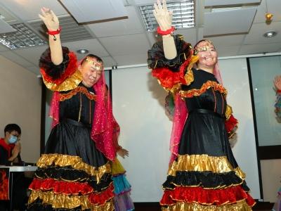 現實生活中的「魔法世界」~台北重建中心復健表揚活動紀實