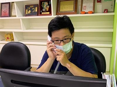 一個癌末病友的遺言:社工,謝謝你!